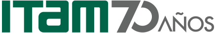 Logo ITAM 70 años